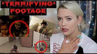 Haunted Dolls Caught MOVING On Camera... *SCARY!!*