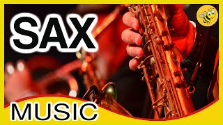 Happy Background Music Saxophone | Relaxing Happy Music