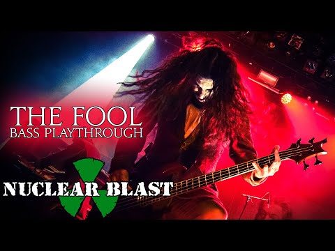 FLESHGOD APOCALYPSE - The Fool (OFFICIAL BASS PLAYTHROUGH)