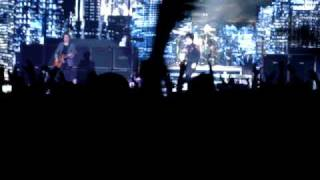 "Green Day, New York, MSG, ""Boulevard Of Broken Dreams""7/29/2009, Madison Square Garden, Live"