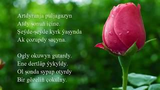 Kerim Gurbannepesow Yazmasy Agyr Dusen Gosgy
