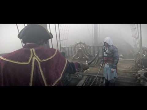 Прохождение Assassins Creed 4: Black Flag (Чёрный флаг) — Часть 1: Эдвард Кенуэй / Абстерго