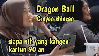 Ngamen Bawain Lagu Anime GRAGON BALL & SHINCHAN