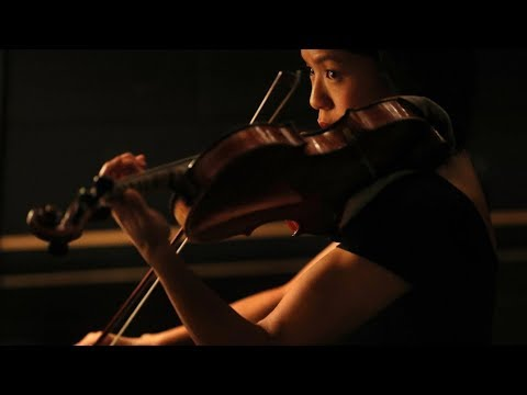 """Violinist Lynn Kuo on what she loves about performing in """"The Winter's Tale"""""""