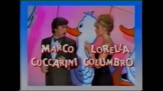 Sigla Paperissima 1991 - Marco Columbro & Lorella Cuccarini