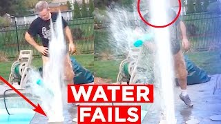 FUNNY WATER FAILS!! | Candid Viral Videos From FB, IG, Snapchat And More!! | Mas Supreme