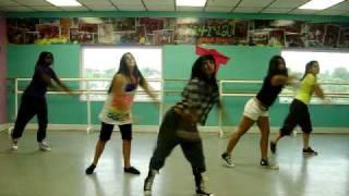 hip hop malu s class at u4ria dance studio