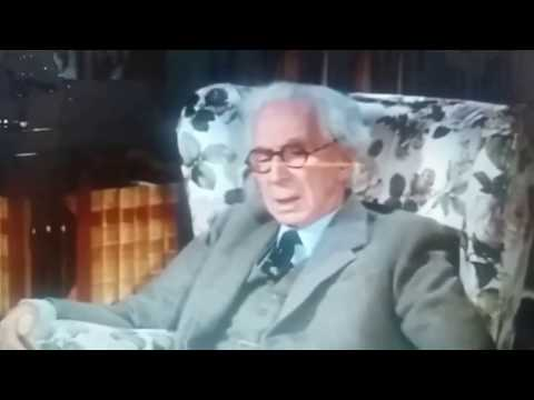 "Rare appearance of British philosopher ""BERTRAND RUSSELL"" in a 'Bollywood' Film."