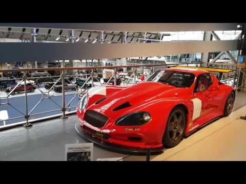 Autoworld, The Car Museum In Brussels
