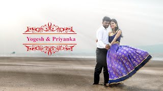 Yogesh & Priyanka | Marathi Pre Wedding Video