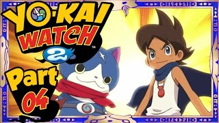 In Yo-Kai Watch 2 Part 4, Abdallah plays through Chapter 5 of the g...