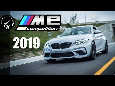 2019 Bmw M2 Competition Review Finally A Real M Car Youtube