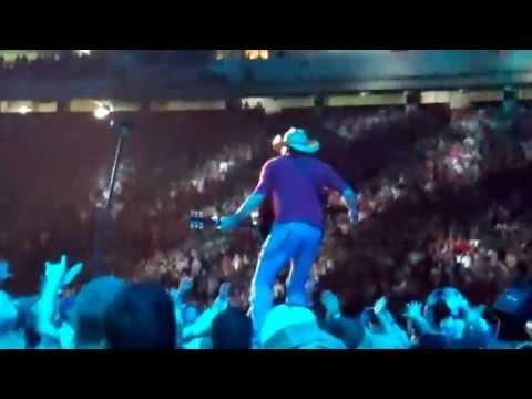 Jason Aldean - My Kinda Party- Athens, GA 4/13/13