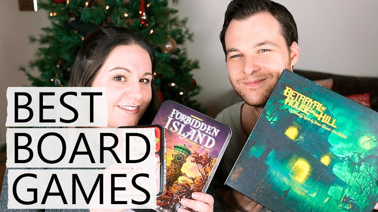 5 Awesome Board Games To Play At Christmas That Aren T The Same Old Classics Youtube