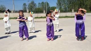 Hint dansı 23 nisan gösterisi
