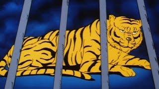Olive et Tom - Episode 67 - Le tigre en cage