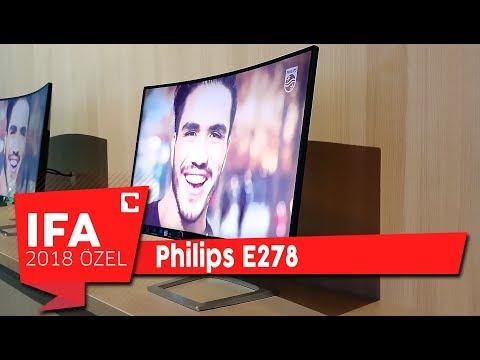 Philips 278E İlk Bakış - IFA 2018'i Geziyoruz