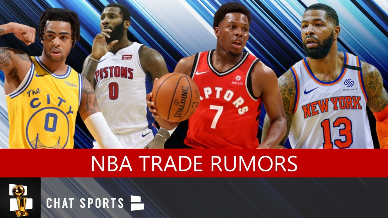 NBA Trade Rumors: Newest Info on D'Angelo Russell and More ...