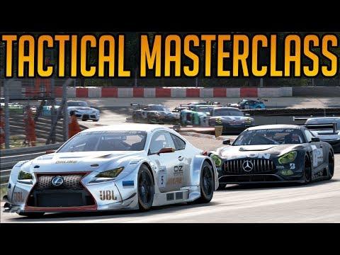 Gran Turismo Sport: The Master of Tactics