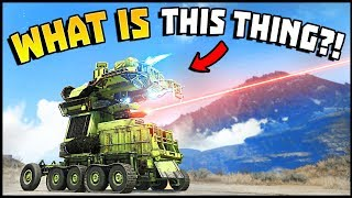 Crossout - What Is This Strange Thing!? (Crossout Gameplay)
