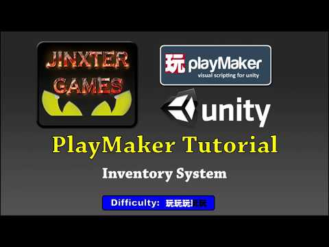 Playmaker Inventory system uncut rough version