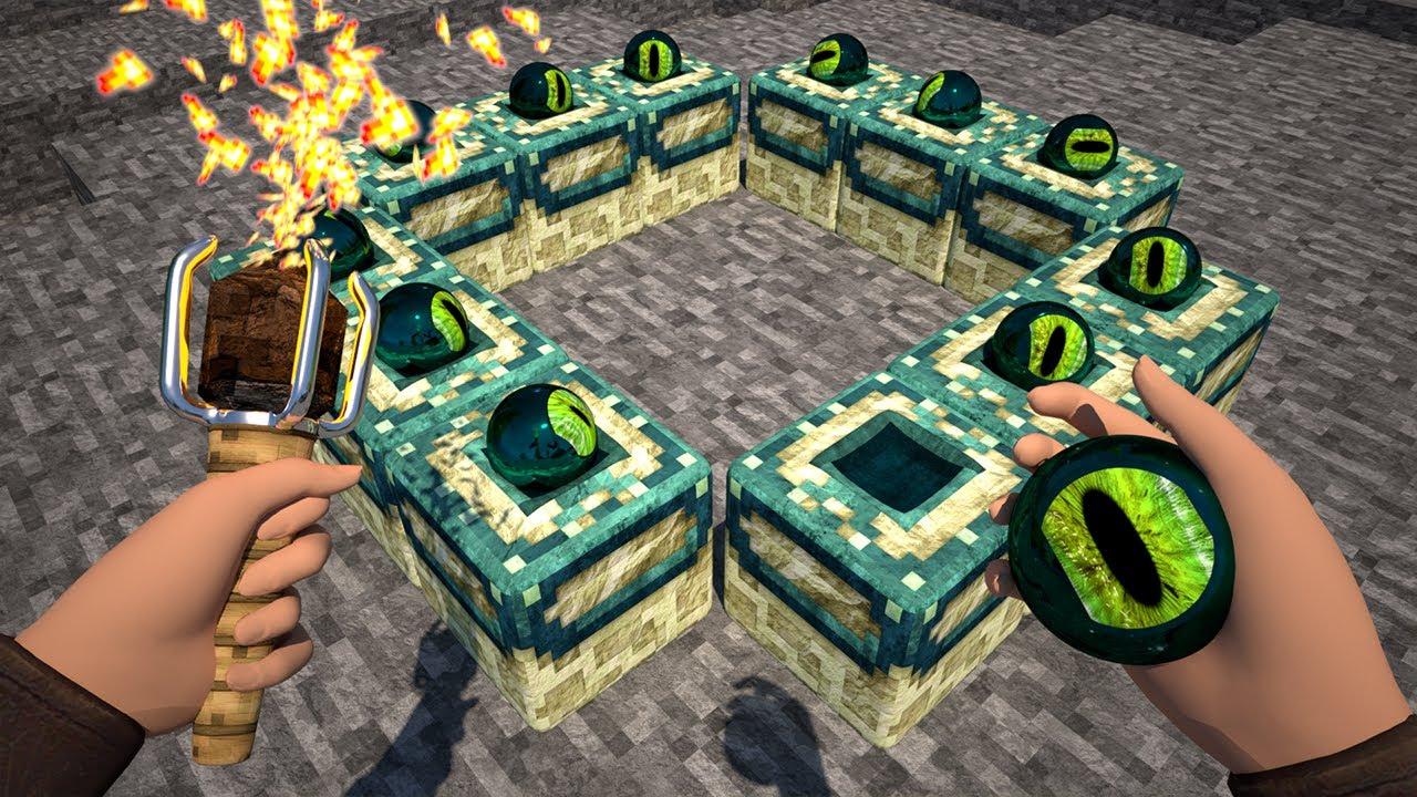 Download Ender Eye - Minecraft Animation