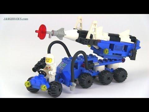 Classic 6881Lunar Rocket Launcher LEGO® Space