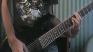 Sirenia - Led Astray (Guitar Cover, Includes Solo!)