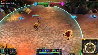 Full - Bandito Fiddlesticks League of Legends Skin Spotlight