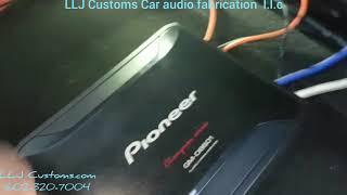 2014 2018 Gm Silverado/sierra Bose Amplifier Bypass T Harness