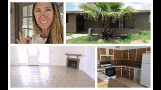 Vlog & New House Tour | Desert Home Making | Day 1 thumbnail