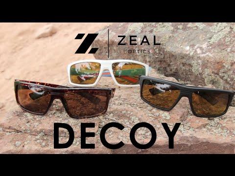 5db8b5406c4 DECOY by ZEAL Optics - YouTube