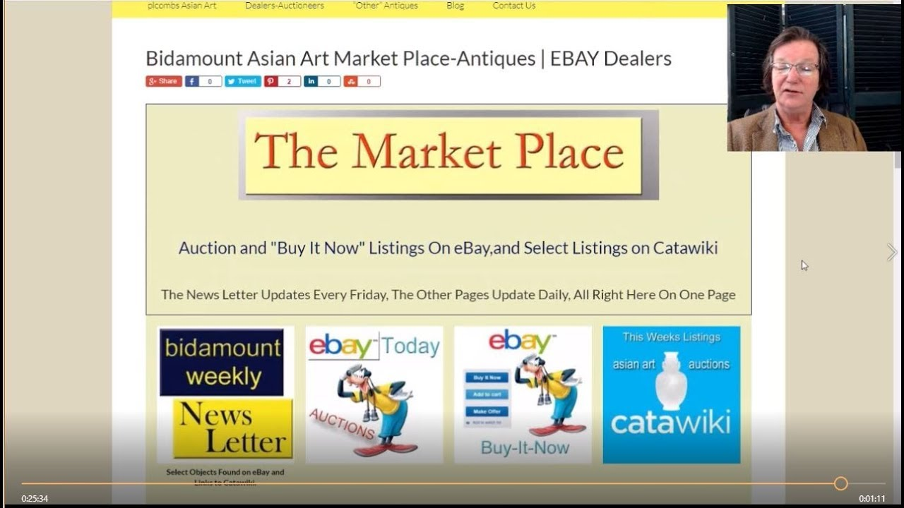 Bidamount Weekly Ebay Catawiki Asian Art Auction News October 25 2018 Chinese Porcelain Youtube