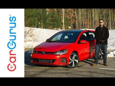 2018 Volkswagen GTI | CarGurus Test Drive Review