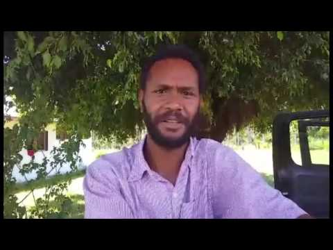 Interview: Deputy Principal of Rensarie College - Malekula Island