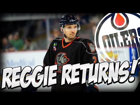 Edmonton Oilers Recall Andrej Sekera | What Will Reggie Mean To The Oilers This Season