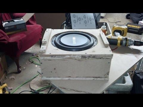Adding a subwoofer to stock radio GMC Sierra Chevy Silverado