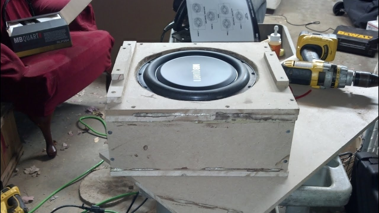 Adding A Subwoofer To Stock Radio Gmc Sierra Chevy