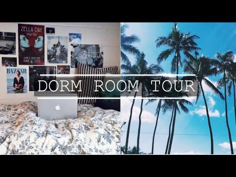 DORM TOUR | California College