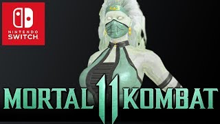 MORTAL KOMBAT 11 - KHAMELEON COMING TO SWITCH EXCLUSIVELY?