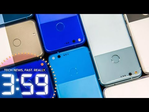 Pixel 2 is coming!  Whats on your wish-list? (The 3:59, Ep. 284)