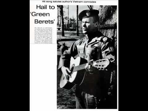 SSgt Barry Sadler: Badge of Courage (1966) - Vintage Images