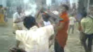 Hindu traditional festival // chowdhuri bari, Faridpur/BANGLADESH