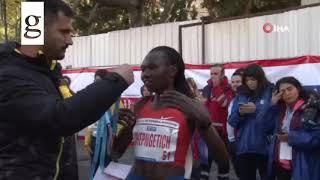 İstanbul Maratonu'nda Kenya'dan çifte parkur rekoru