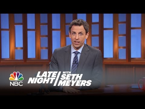 Download Youtube: Seth's Story: Will Forte's SNL Prank - Late Night with Seth Meyers