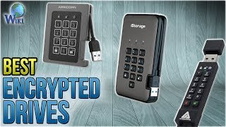 10 Best Encrypted Drives 2018