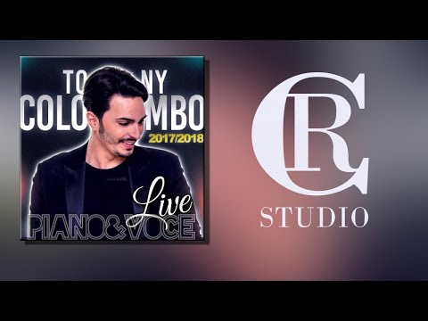 Tony Colombo - ALBUM: PIANO & VOCE LIVE