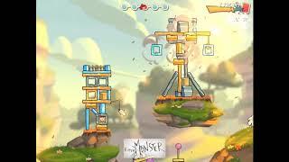 Angry Birds 2 Level 671 Bad Start Strong Finish Walkthrough Gameplay
