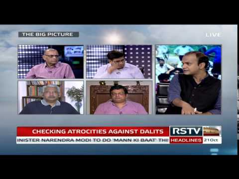 The Big Picture – Checking atrocities against Dalits