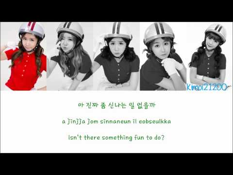 Crayon Pop - Dancing Queen 2.0 [Hangul/Romanization/English] Color & Picture Coded HD
